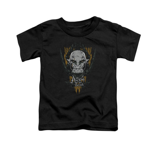 Image for The Hobbit Toddler T-Shirt - Azog