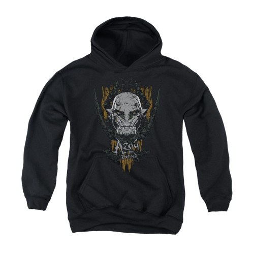 Image for The Hobbit Youth Hoodie - Azog