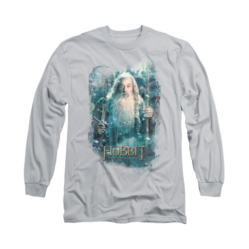 Image for The Hobbit Long Sleeve T-Shirt - Gandalf's Army