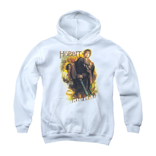 Image for The Hobbit Youth Hoodie - Bilbo