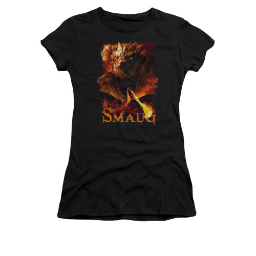 Image for The Hobbit Girls T-Shirt - Smolder
