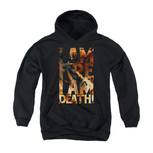 Image for The Hobbit Youth Hoodie - I am Fire