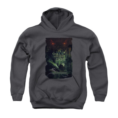 Image for The Hobbit Youth Hoodie - Taunt