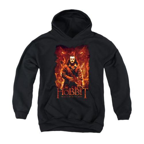 Image for The Hobbit Youth Hoodie - Fates