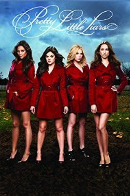 Image for Pretty Little Liars Poster - Red Coats