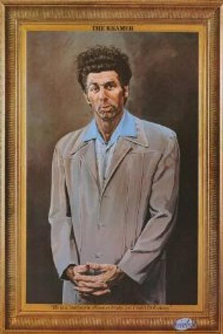 Image for Seinfeld Poster - Kramer
