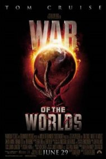 Image for War of the Worlds Poster - Movie Promo