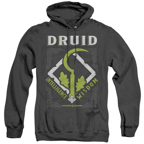 Image for Dungeons and Dragons Heather Hoodie - Druid