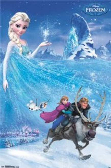 Image for Frozen Poster - One Sheet