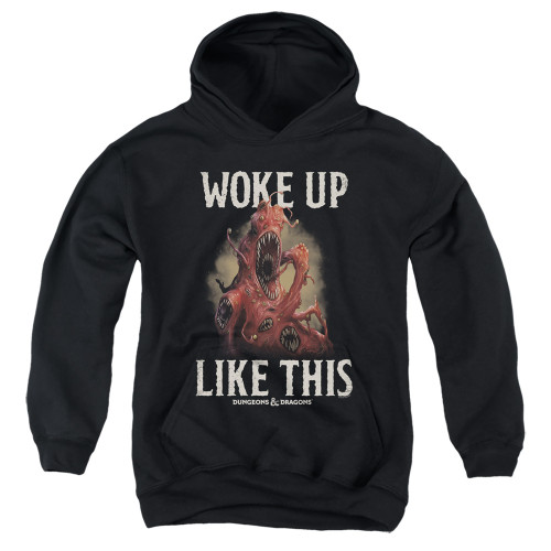 Image for Dungeons and Dragons Youth Hoodie - Woke Like This