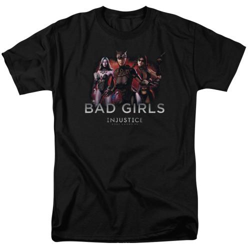 image for Injustice Gods Among Us T-Shirt - Bad Girls