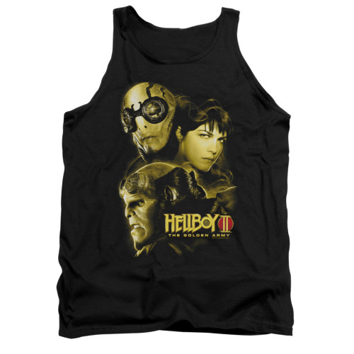 Image for Hellboy II Tank Top - Ungodly Creatures