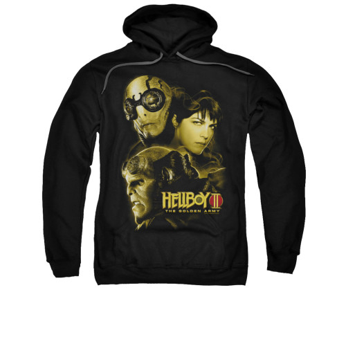 Image for Hellboy II Hoodie - Ungodly Creatures