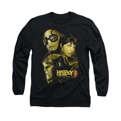 Image for Hellboy II Long Sleeve T-Shirt - Ungodly Creatures