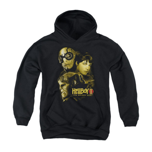 Image for Hellboy II Youth Hoodie - Ungodly Creatures
