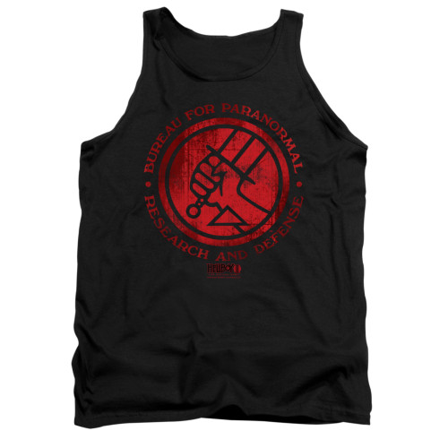 Image for Hellboy II Tank Top - BPRD Logo
