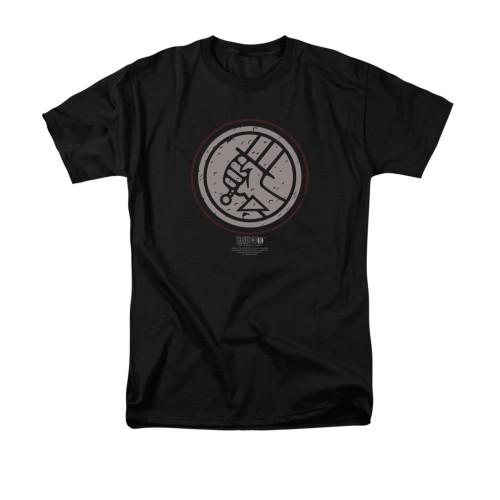 Image for Hellboy II T-Shirt - Mignola Style Logo