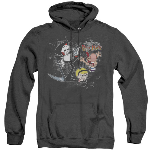 Image for The Grim Adventures of Billy and Mandy Heather Hoodie - Splatter Cast