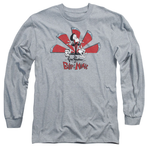 Image for The Grim Adventures of Billy and Mandy Long Sleeve T-Shirt - Grim Adventures
