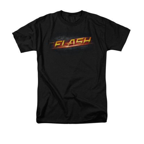 Image for Flash TV Show T-Shirt - Logo