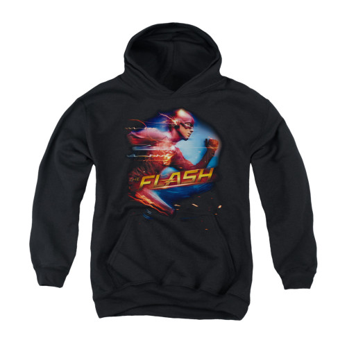 Image for Flash TV Show Youth Hoodie - Fastest Man