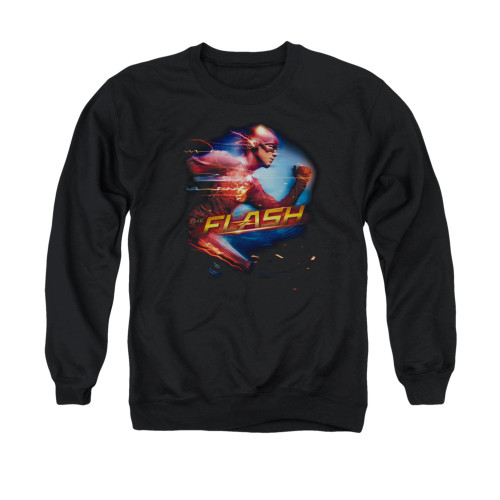 Image for Flash TV Show Crewneck - Fastest Man
