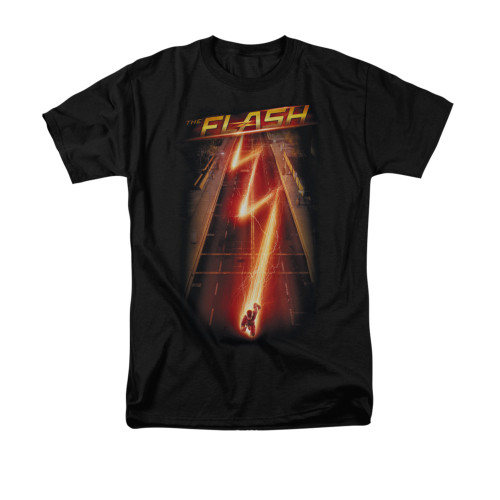 Image for Flash TV Show T-Shirt - Flash Ave.