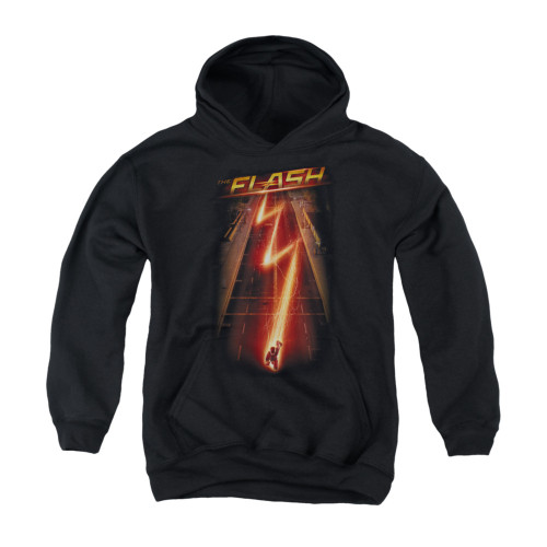 Image for Flash TV Show Youth Hoodie - Flash Ave.