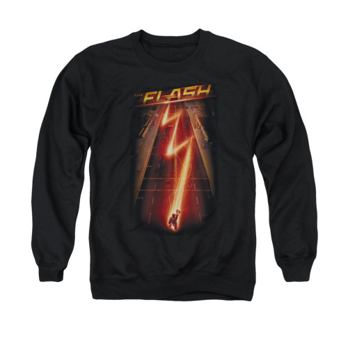 Image for Flash TV Show Crewneck - Flash Ave.