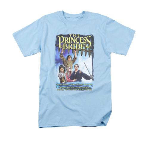 Image for Princess Bride T-Shirt - Alt Poster