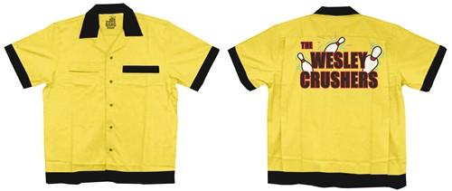 Image for Big Bang Theory Wesley Crushers Bowling Shirt