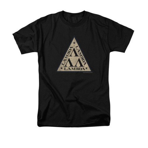 Image for Revenge of the Nerds T-Shirt - Tri Lambda Logo