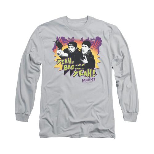 Image for Mallrats Long Sleeve T-Shirt - Grappling Hook