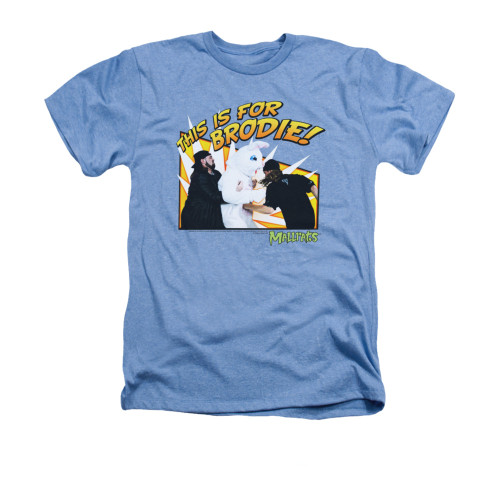 Image for Mallrats Heather T-Shirt - Bunny Beatdown