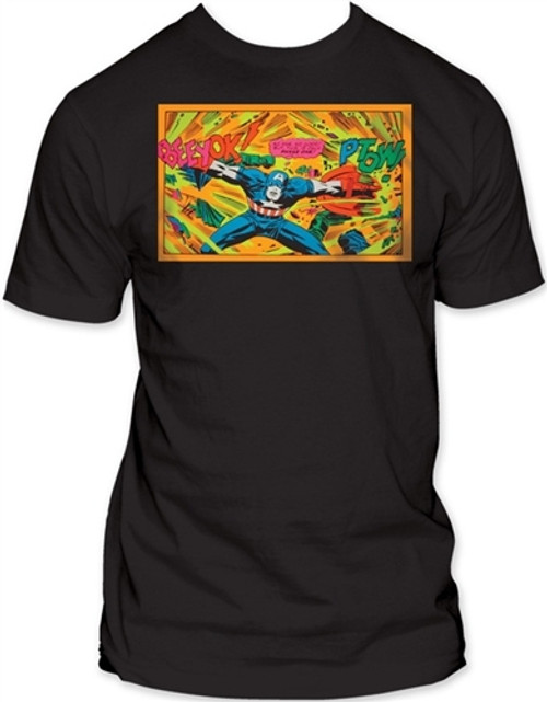 Image for Captain America T-Shirt - Phase One