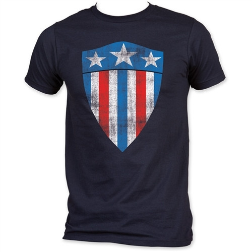 Image for Captain America T-Shirt - First Shield