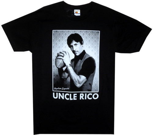 Image for Napoleon Dynamite Uncle Rico T-Shirt