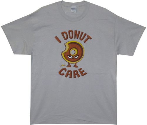 Image for I Donut Care T-Shirt