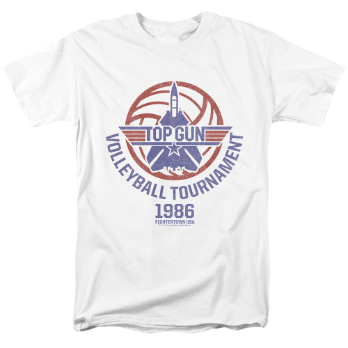 Image for Top Gun T-Shirt - Volleyball