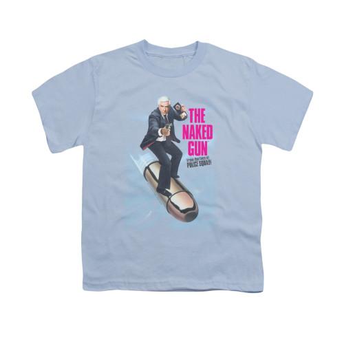 Image for Naked Gun Youth T-Shirt - Bullet
