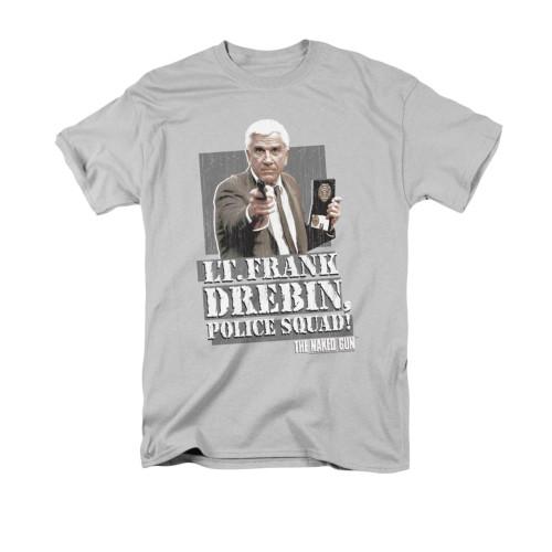 Image for Naked Gun T-Shirt - Frank Drebin
