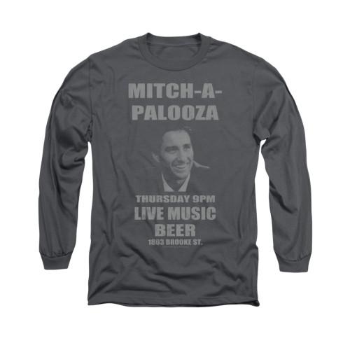 Image for Old School Long Sleeve T-Shirt - Mitchapalooza