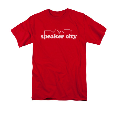 Image for Old School T-Shirt - Speaker City Logo