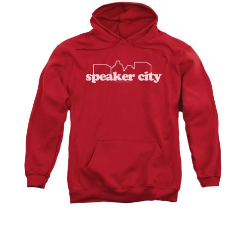 Image for Old School Hoodie - Speaker City Logo