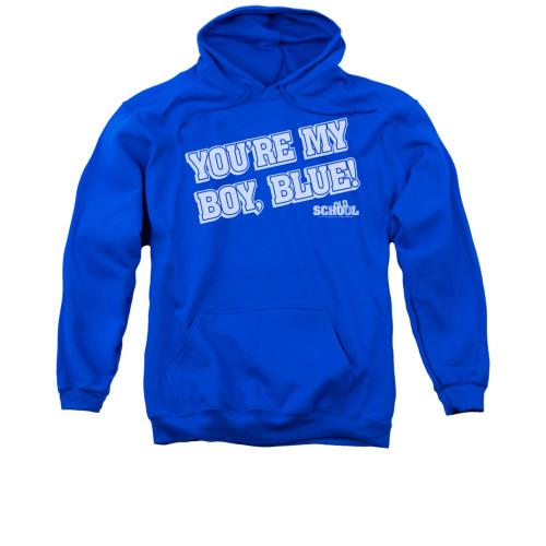 Image for Old School Hoodie - My Boy Blue