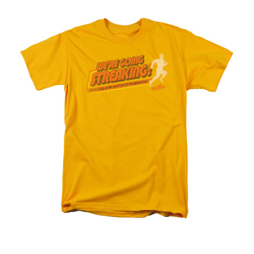 Image for Old School T-Shirt - Streaking