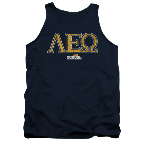 Image for Old School Tank Top - Leo