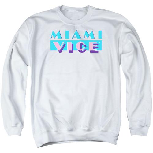 Image for Miami Vice Crewneck - Logo