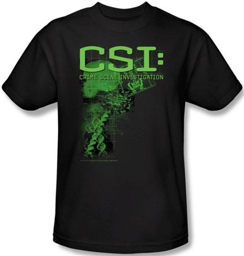 Image for CSI Evidence T-Shirt