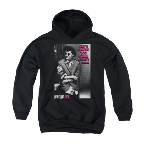 Image for Pretty in Pink Youth Hoodie - Admire